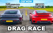 Hangisi Geçer? 2020 Porsche 911 Turbo S – Taycan Turbo S