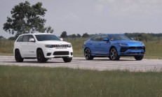 Hangisi Geçer? Jeep Grand Cherokee Trackhawk – Lamborghini Urus