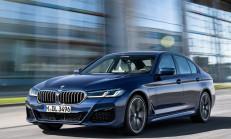Makyajlı 2021 BMW 5 Serisi Türkiye Fiyatı Açıklandı
