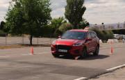 Yeni Ford Kuga PHEV Geyik Testi Yayılandı
