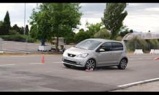 Yeni SEAT Mii Electric Geyik Testi Yayılandı