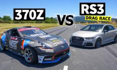 Hangisi Geçer? 1100 BG Nissan 370z Pro Drift Car – 800+ BG Audi RS3