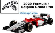 2020 Formula 1 Belçika Grand Prix Hangi Gün Saat Kaçta