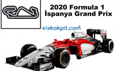 2020 Formula 1 İspanya Grand Prix Hangi Gün Saat Kaçta