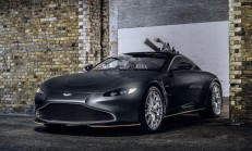 2021 Aston Martin Vantage 007 Edition Özellikleri ile Tanıtıldı