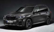 500 Adetlik 2021 BMW X7 Dark Shadow Edition Tanıtıldı