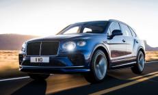 2021 Yeni Bentley Bentayga Speed Teknik Özellikleri Açıklandı