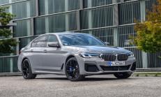 2021 Yeni BMW 545e xDrive Sedan Özellikleri ile Tanıtıldı
