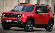 2021 Yeni Jeep Renegade 4xe Özellikleri ile Tanıtıldı