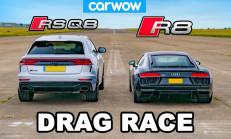 Hangisi Geçer? Audi R8 – RSQ8