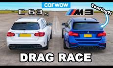 Hangisi Geçer? BMW M3 Touring – Mercedes-AMG C63 S Estate