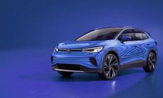 "Volkswagen Ailesinin İlk Elektrikli SUV'u ""ID.4"" Üretim Bandında"