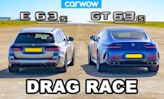 Hangisi Geçer? Mercedes-AMG GT S – E63 S