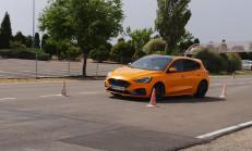 Yeni Ford Focus ST Geyik Testi Yayınlandı