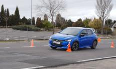 Yeni Peugeot e-208 Geyik Testi Yayınlandı