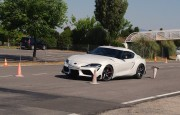 Yeni Toyota GR Supra Geyik Testi Yayınlandı
