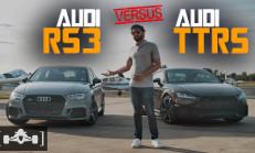 Hangisi Geçer? 2020 Audi TT RS – Audi RS3