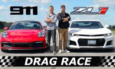 Hangisi Geçer? 2020 Porsche 911 Carrera S – Chevrolet Camaro ZL1