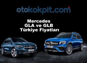 2020 Yeni Mercedes GLA ve GLB Türkiye Fiyatları Açıklandı