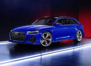 591 Beygirlik 2021 Audi RS6 Avant RS Tribute Edition Tanıtıldı