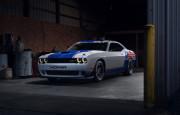 2021 Dodge Challenger Mopar Drag Pak Özellikleri İle Tanıtıldı