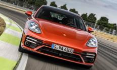 630 PS'lik 2021 Porsche Panamera Turbo S Sport Turismo Özellikleri ile Tanıtıldı