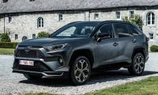 2021 Toyota RAV4 Plug-in Hybrid Özellikleri ile Tanıtıldı