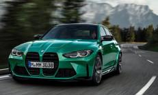 2021 Yeni Kasa BMW M3 Sedan Competition (G80) Teknik Özellikleri Açıklandı