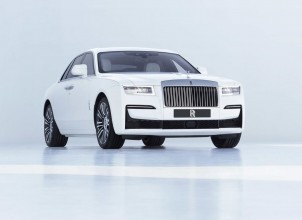 2021 Yeni Kasa Rolls-Royce Ghost Özellikleri ile Tanıtıldı