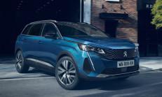 Makyajlı 2021 Peugeot 5008 Özellikleri İle Tanıtıldı