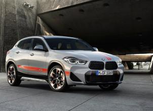 2020 BMW X2 M Mesh Edition Özellikleri ile Tanıtıldı