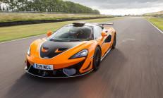 610 Beygirlik 2020 McLaren 620R Özellikleri ile Tanıtıldı