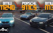 Hangisi Geçer? 2020 Porsche 911 Carrera S – BMW M3 – Modifiyeli M240i
