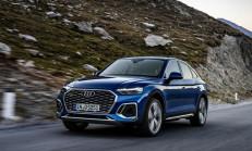 2021 Yeni Audi Q5 Sportback Özellikleri ile Tanıtıldı