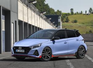 204 PS'lik 2021 Yeni Hyundai i20 N Teknik Özellikleri Açıklandı