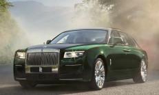 2021 Yeni Kasa Rolls-Royce Ghost Extended Tanıtıldı