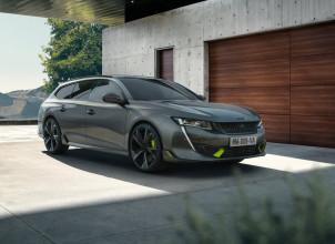 2021 Yeni Peugeot 508 SW PSE Özellikleri ile Tanıtıldı