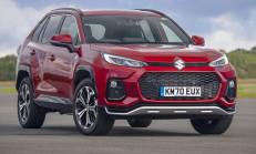 2021 Yeni Suzuki Across Özellikleri ile Tanıtıldı