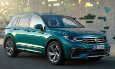 Makyajlı 2021 Yeni VW Tiguan Türkiye Fiyatı – Teknik Özellikleri