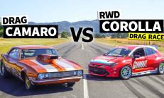 Hangisi Geçer? 850 BG Camaro – 900 BG Pro Drift Corolla