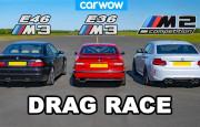 Hangi BMW Modeli Geçer? BMW E46 M3 – E36 M3 – M2 Competition