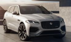 Makyajlı 2021 Jaguar F-Pace Özellikleri ile Tanıtıldı