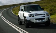 Makyajlı 2021 Land Rover Defender 90 Özellikleri ile Tanıtıldı