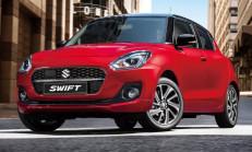 Makyajlı 2021 Suzuki Swift Özellikleri ile Tanıtıldı