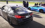 Hangisi Geçer? 1100 BG BMW M5 (F90) – Ferrari F8 Tributo
