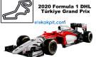 2020 Formula 1 DHL Türkiye Grand Prix Bu Kanalda Şifresiz İzlenecek