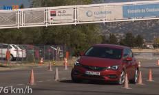 2020 Opel Astra HB Geyik Testi Yayınlandı