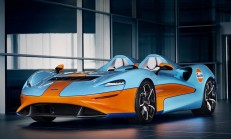 815 PS'lik 2021 McLaren Elva Gulf Theme by MSO Özellikleri ile Tanıtıldı