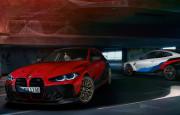 2021 Yeni BMW M3'ün Reklam Videosu Yayınlandı