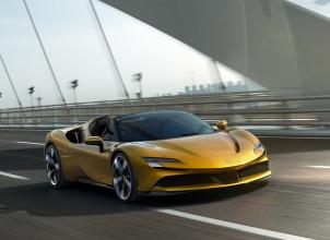 1000 PS'lik 2021 Yeni Ferrari SF90 Spider Teknik Özellikleri – Fotoğrafları